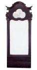 Зеркало-полутрюмо в деревянной раме, конец XIX - начало XX в.