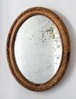 Зеркало овальное в раме. Начало XIXв.