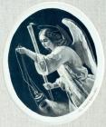 Ангел с кадилом (с гравюры с картины Т.А.Неффа