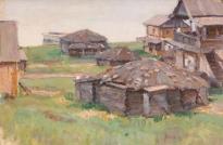 Озеро Шира. 1909.