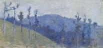 В горах по реке Немиру (Минусинский уезд). 1892.