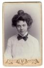 Елена Васильевна Сурикова. 1900-ые.