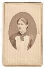 Татьяна Капитоновна Доможилова. 1885 г.
