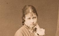 Елизавета Августовна Сурикова (урожденная Шаре).